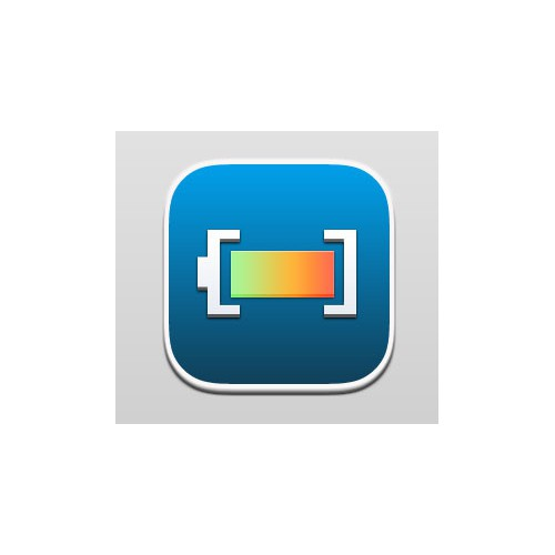 """PowerPulse"" Mobile App Icon"