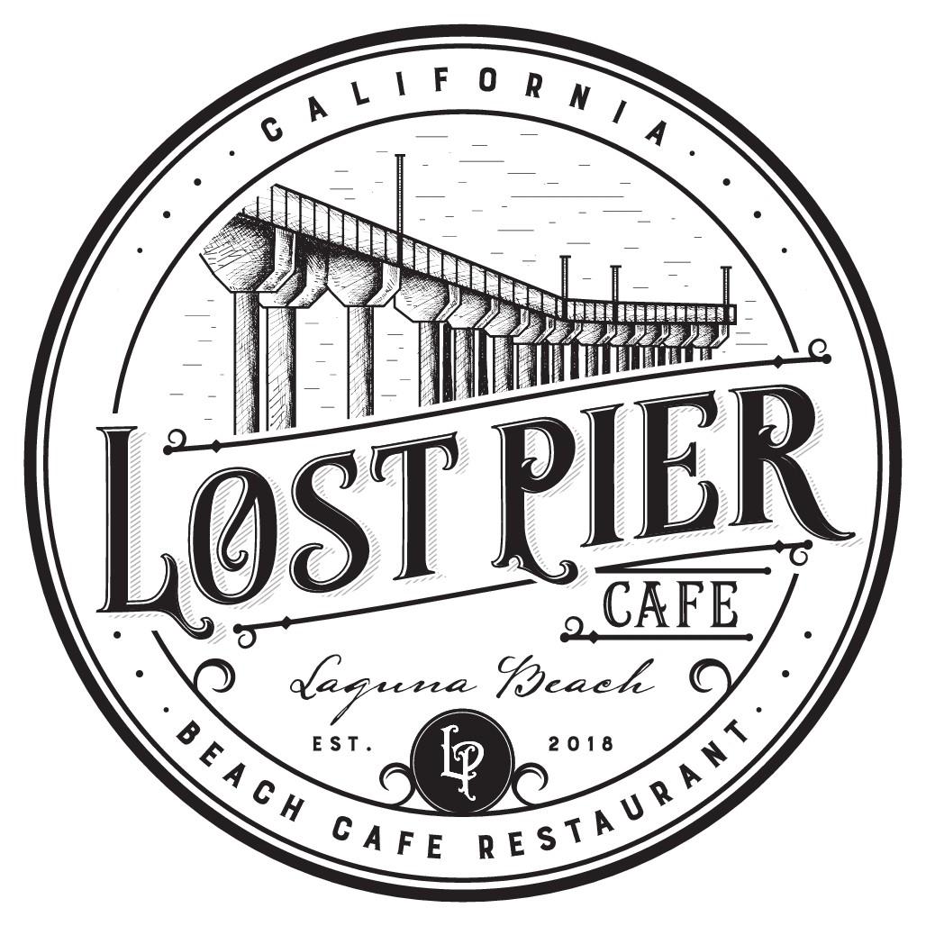 Design a legacy Logo for the only Beach Cafe in Laguna Beach California!