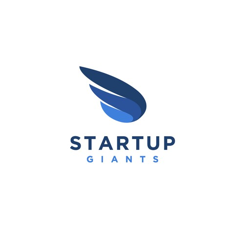 logo for startup giants