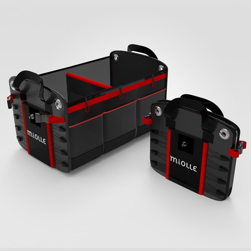 Trunk organizer from Miolle