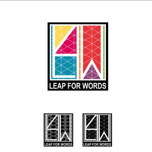 logo for Leap for Words
