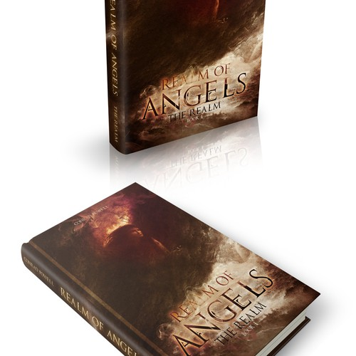 THE REALM OF ANGELS - B.OOK ONE - THE REALM - First World Publishing Premium Contest