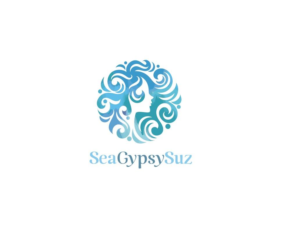 Design a Feminine Sea Flowing Logo - Sea Gypsy