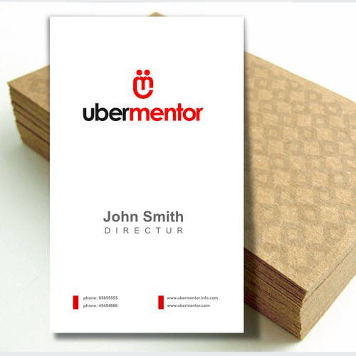 logo for Uber Mentor