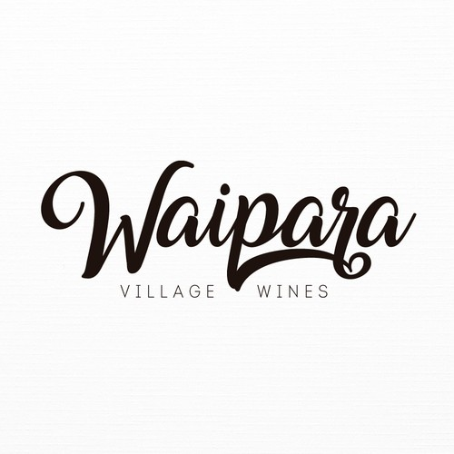 Logo for Waipara Village Wines