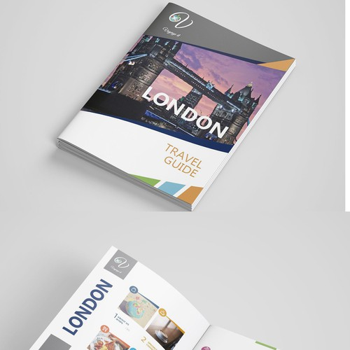 Travel Guide Design