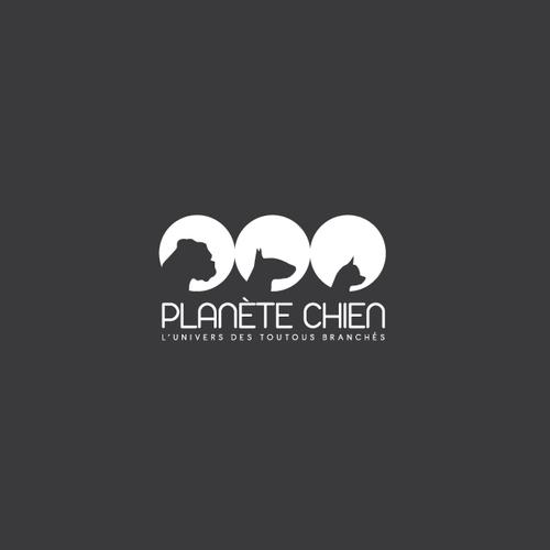 Help Planète chien with a new logo
