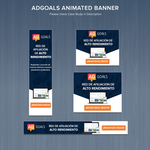 Affiliate Marketing Network Banner ads