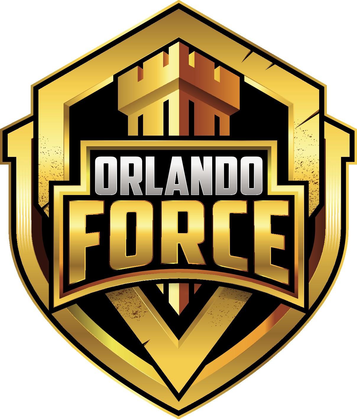 Orlando Force logo design