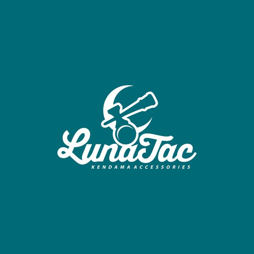 Logo for LunaTac Kendama