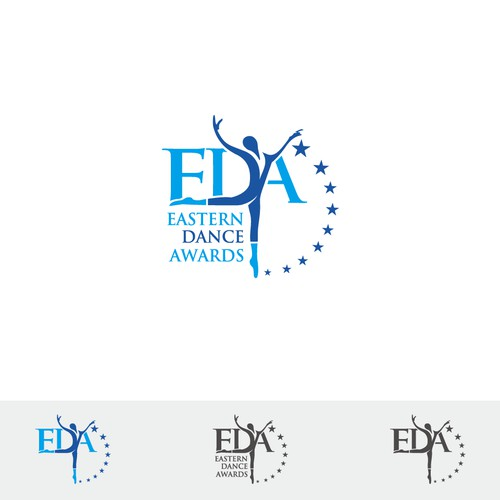 Dance Competition Logo