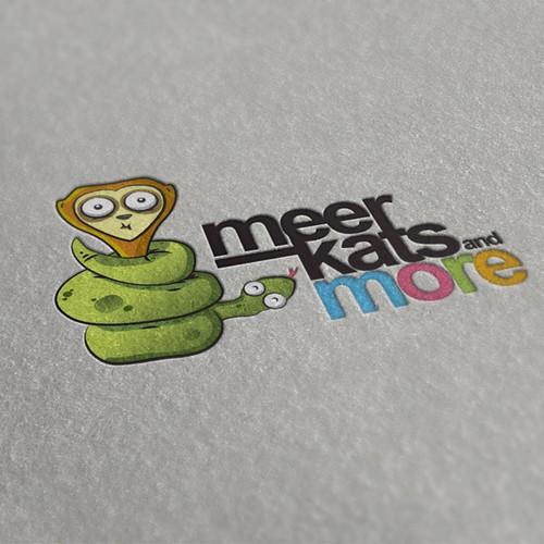 Meerkats & more! Exotic animal encounters needs an eye catching logo design - GUARANTEED PRIZE!!!!