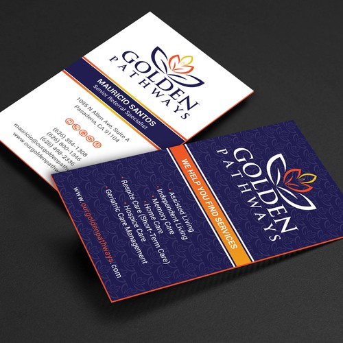 EDGE color Business Card