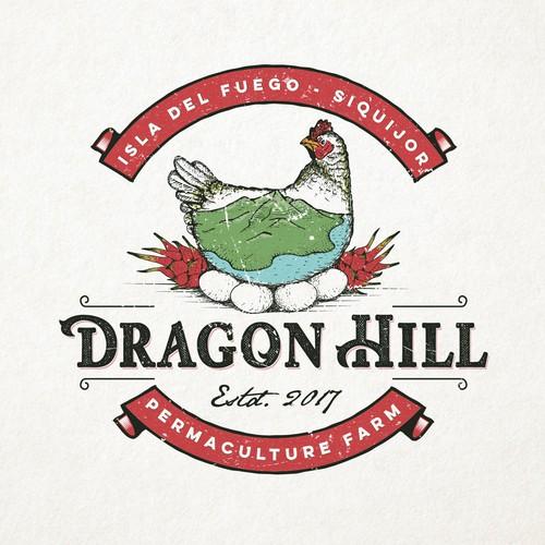 Dragon Hill Farm - Dragon Fruits & Chickens on a small tropical island run by a Hipster.