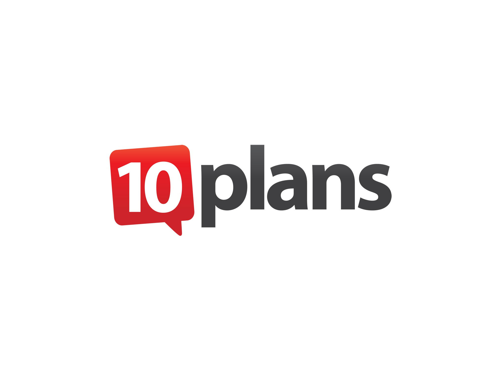 Logo for 10 Plans -- New Social Plan Site for Events, Trips and Gatherings
