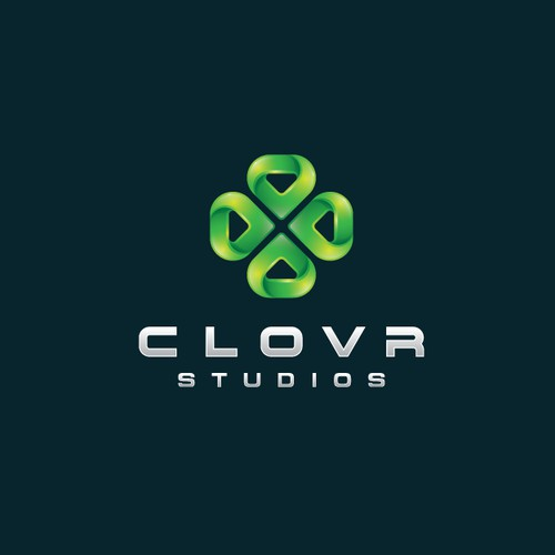 Logo design for Clovr Studios