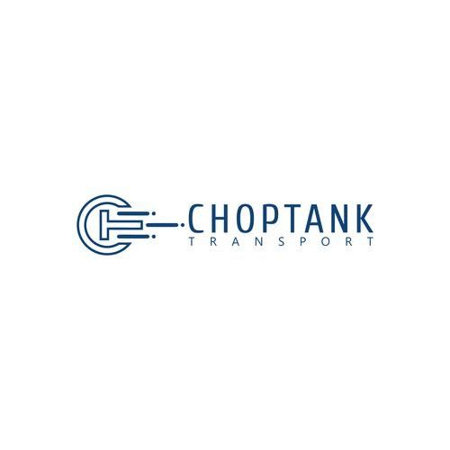 Logo concept for Choptank