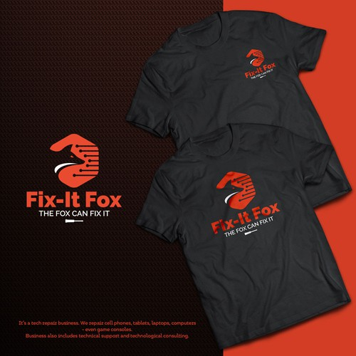 Logo for Fit-It-Fox