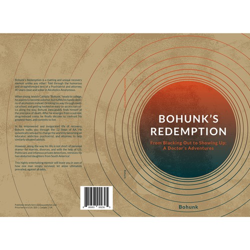 Fiction Novel Book Cover Design (2)