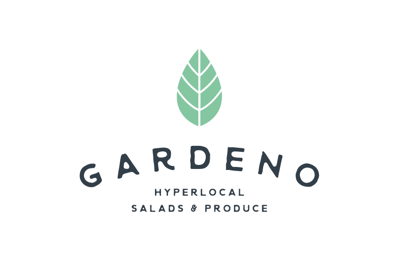 Gardeno - Design a logo for hyper local salad and vegetable delivery