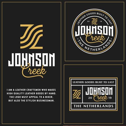 Johnson creek logo concept