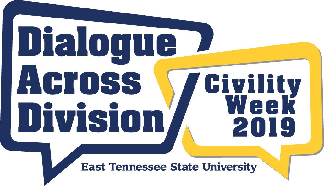 "University Seeking Creative Civility Logo - ""Dialogue Across Division"" GUARANTEED"