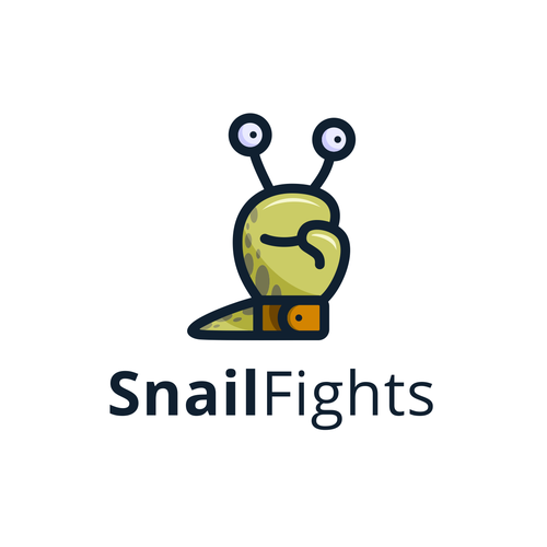 Create an insanely badass logo for SnailFights