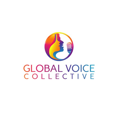 Logo para Global Voice Collective