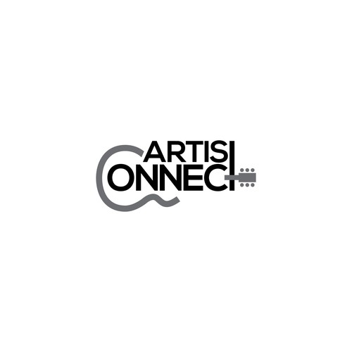 Logo concept for Artist Connect