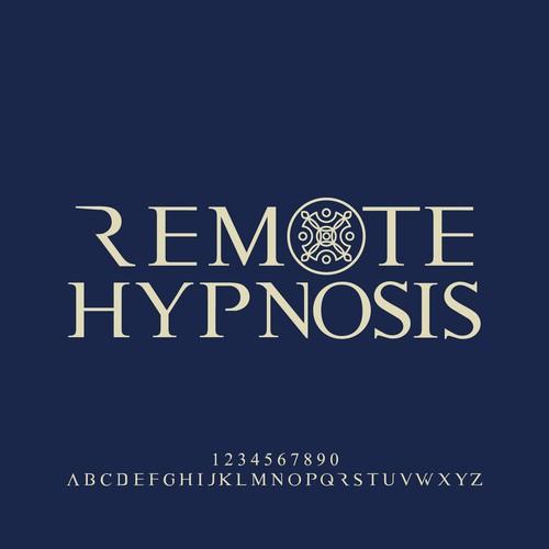 Remote Hypnosis logo design