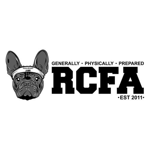 New merchandise logo for Reebok CrossFit Almere