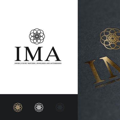 IMA - logo proposal (the final one it's a little bit modified)