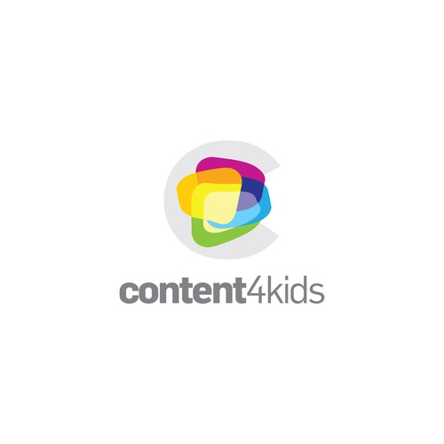 Logo Concept for Content 4 Kids