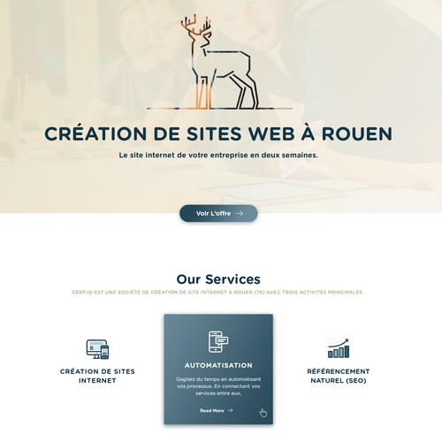 WPELK Agency Website Design