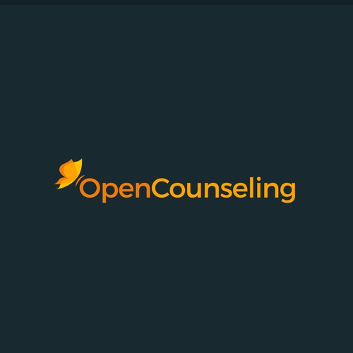 Open Counseling Logo Design