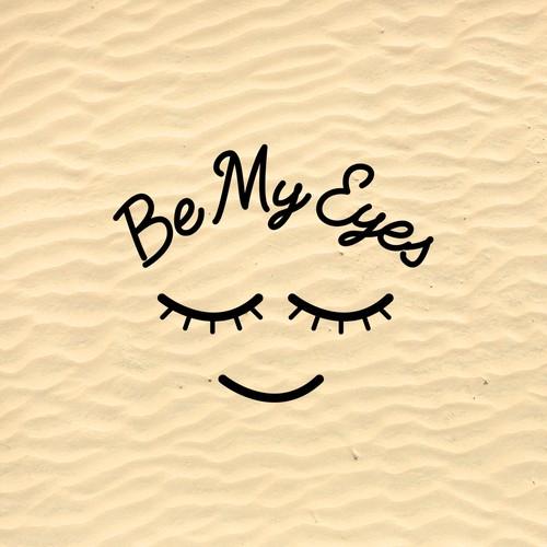 Be My Eyes Concept Logo