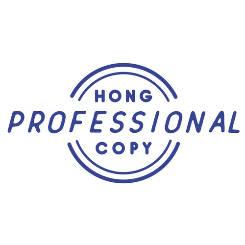 Logo for Hong Pro Copy