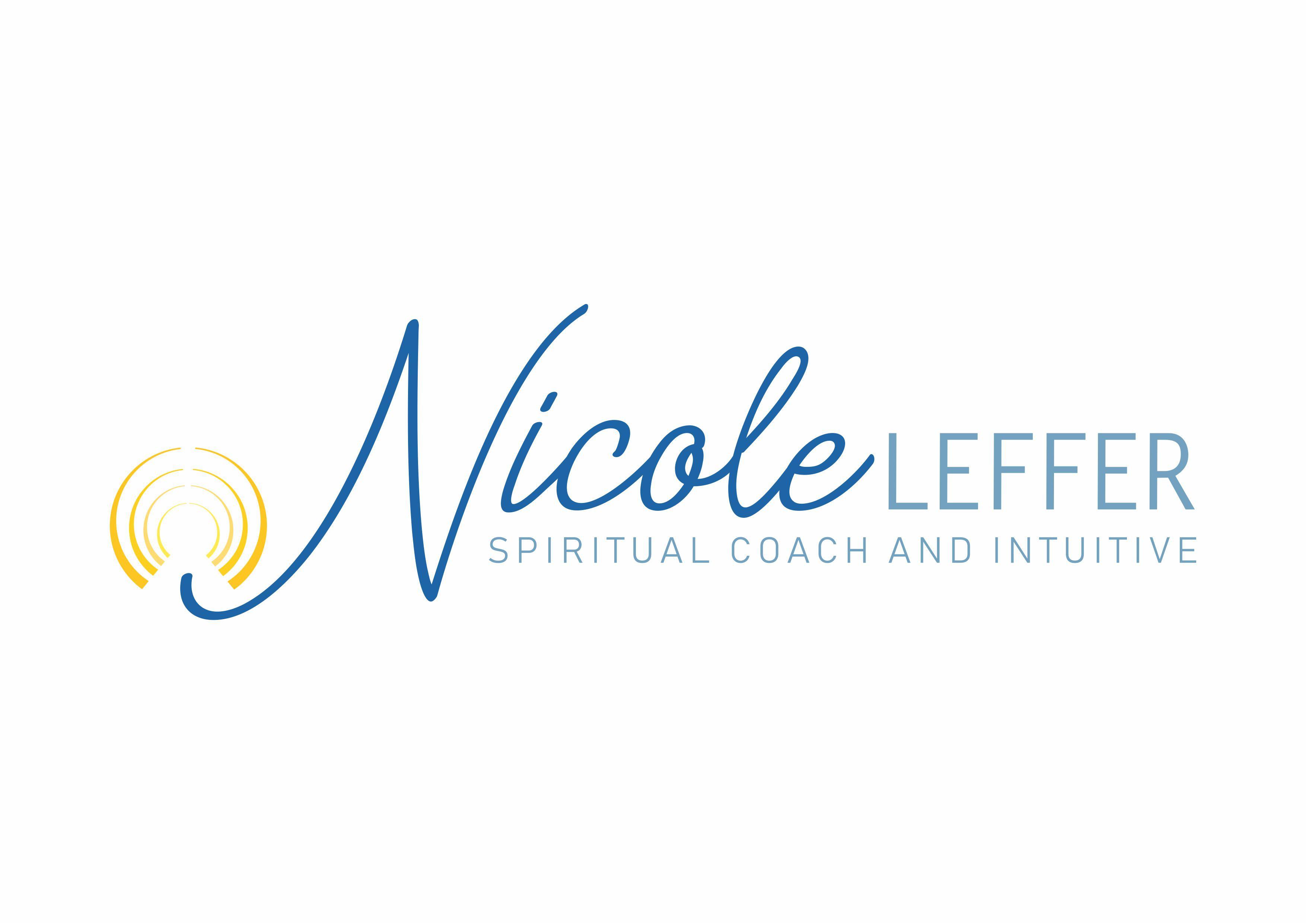 Manifest a Logo for an Intuitive & Spiritual Coach / Motivational Speaker