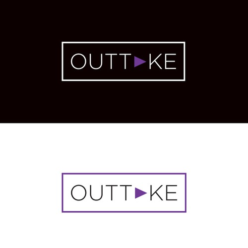 Outtake Logo Design