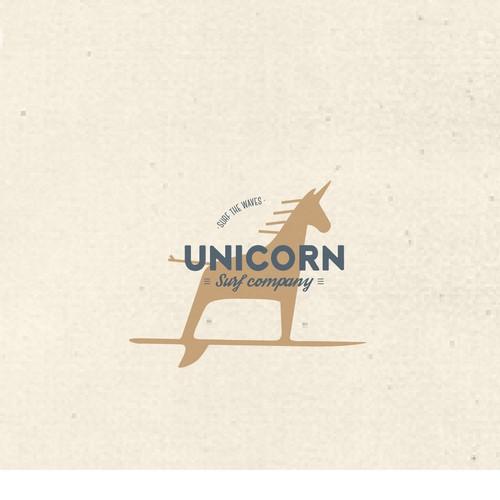 Unicorn Surf company logo