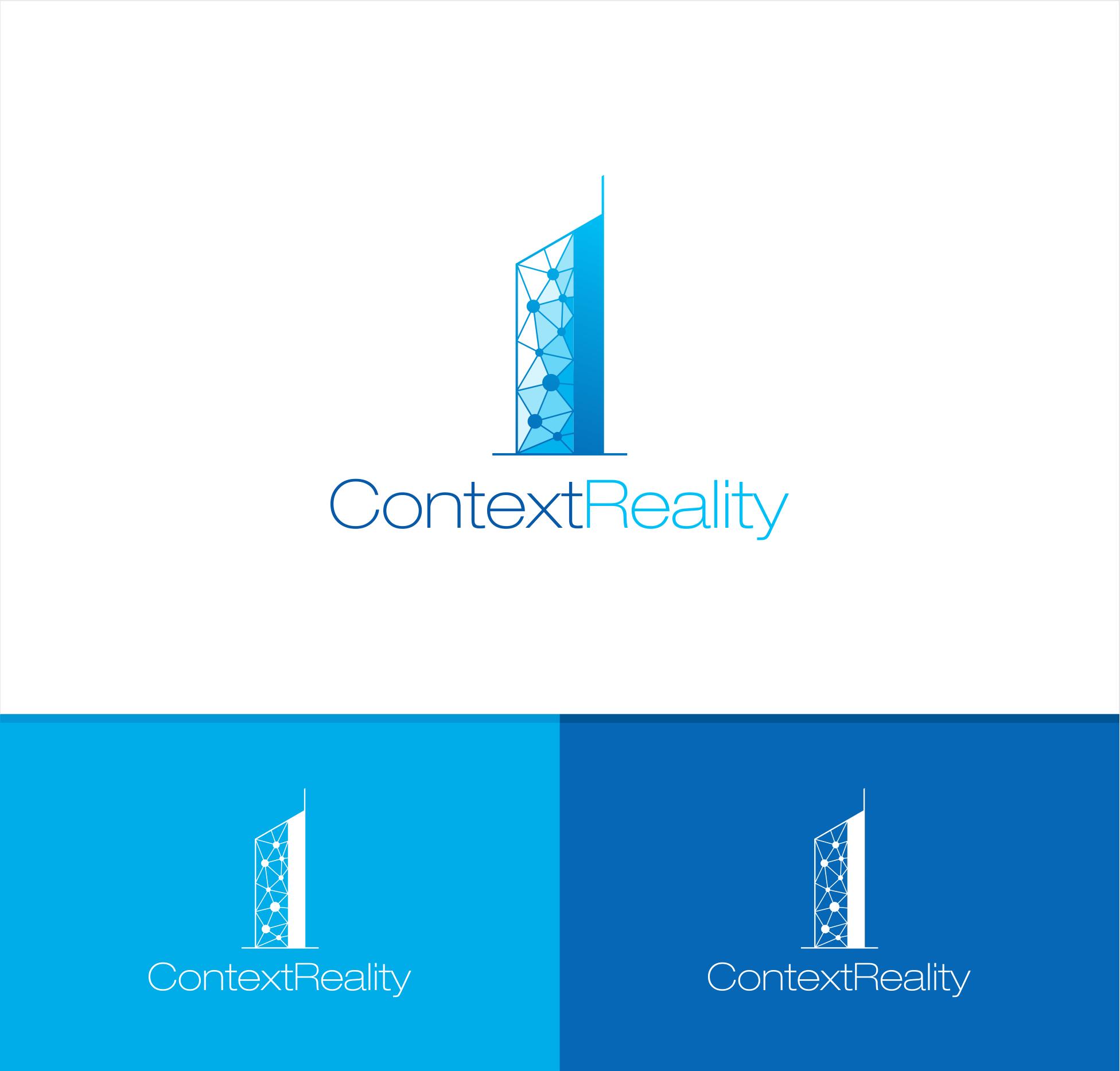 Context Reality needs a new modern logo
