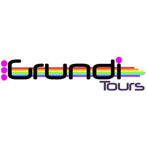 Logo for company w. LGBT vibe