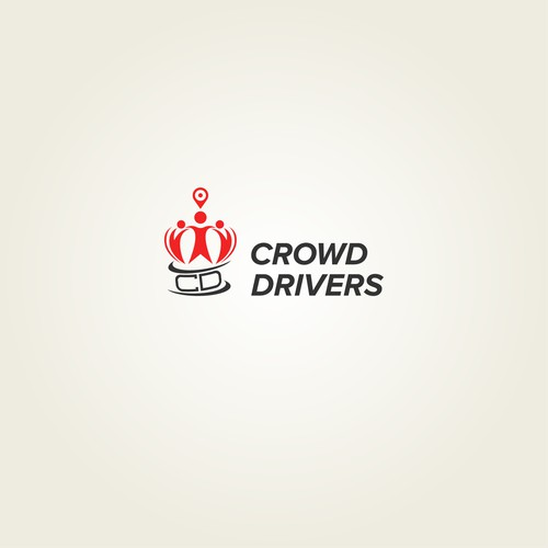 Logo for Crowd Drivers