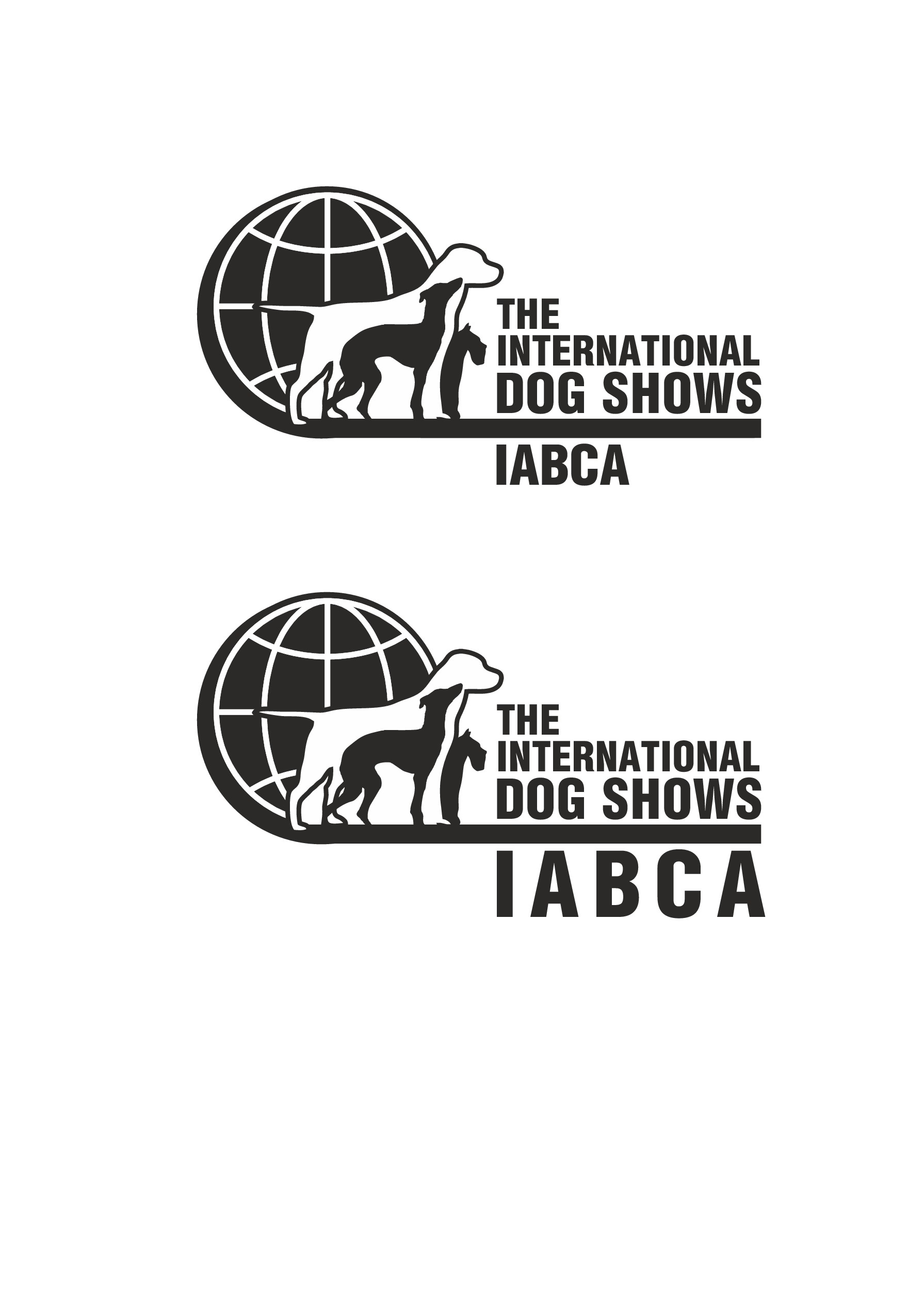 Design a new logo for The International Dog Shows & IABCA