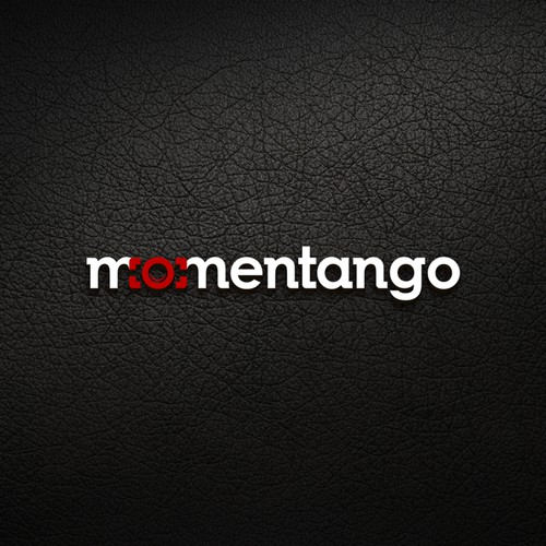 Momentango -  professional tango photography logo