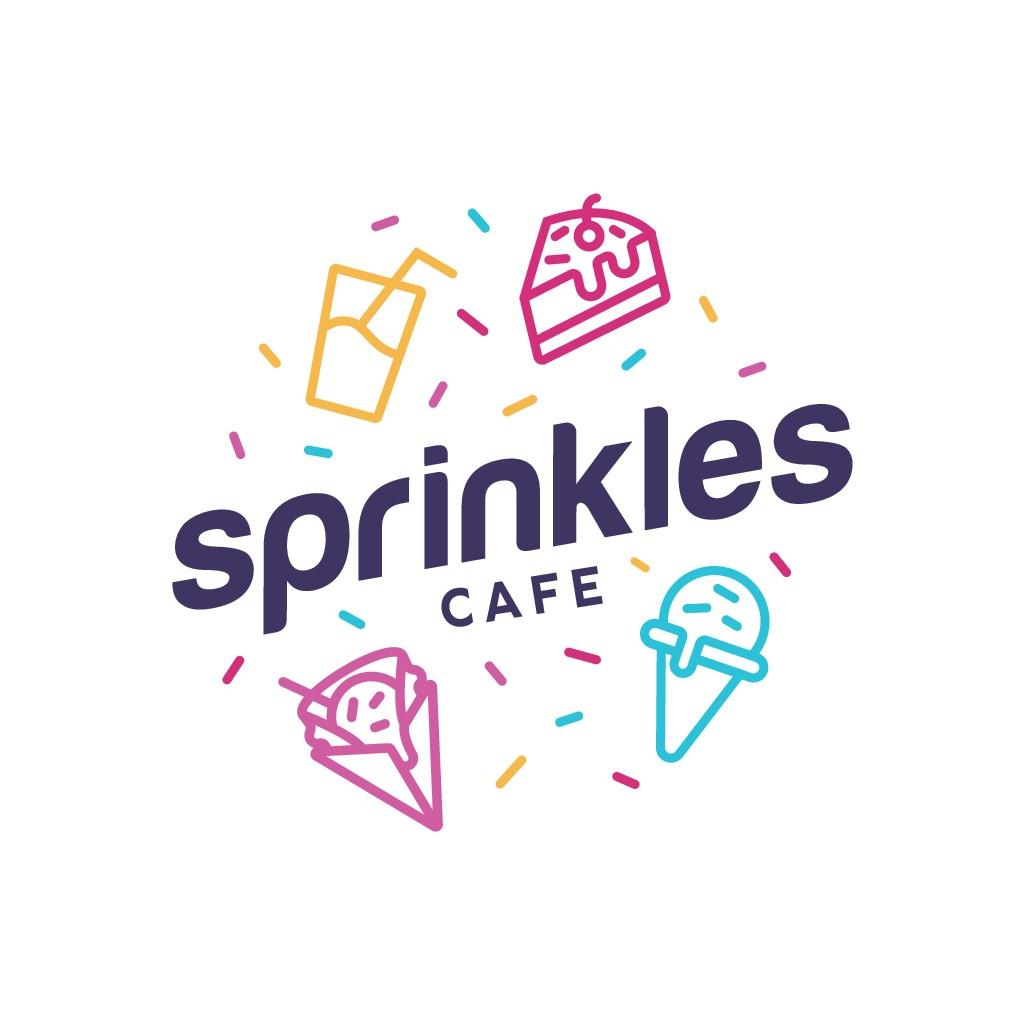 Sprinkles Ice Cream Logo