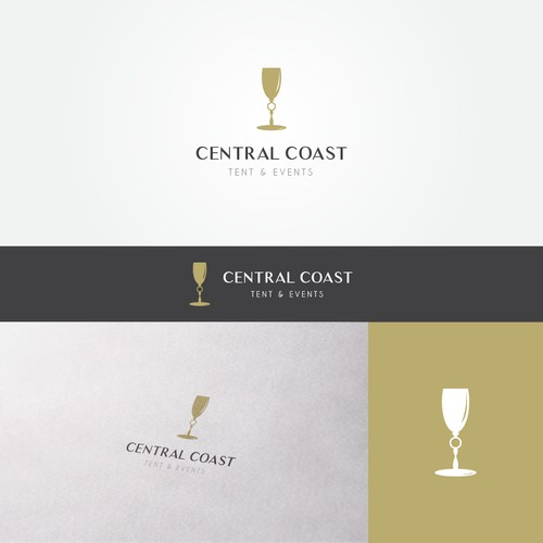 Logo concept for Central Coast
