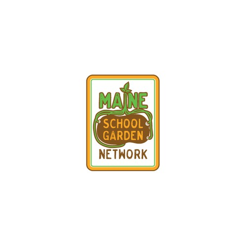 99nonprofits: Kids and Veggies! Logo needed for the Maine School Garden Network