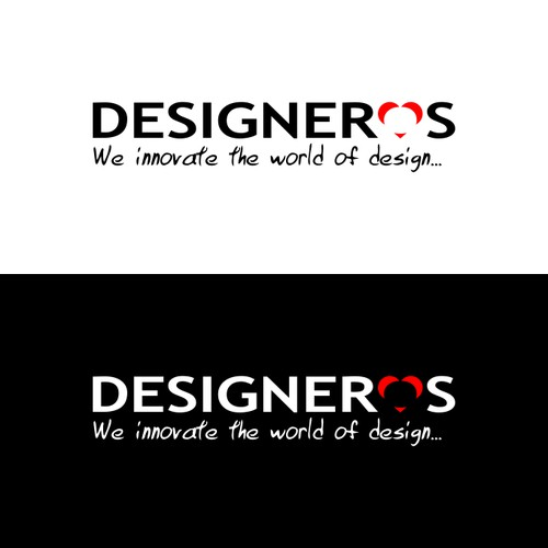 Help Designeros with a new logo