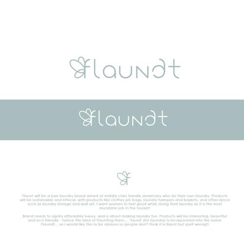 Flaundt Logo